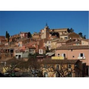 Excursion Provencal Markets and villages in Luberon - M7 2013