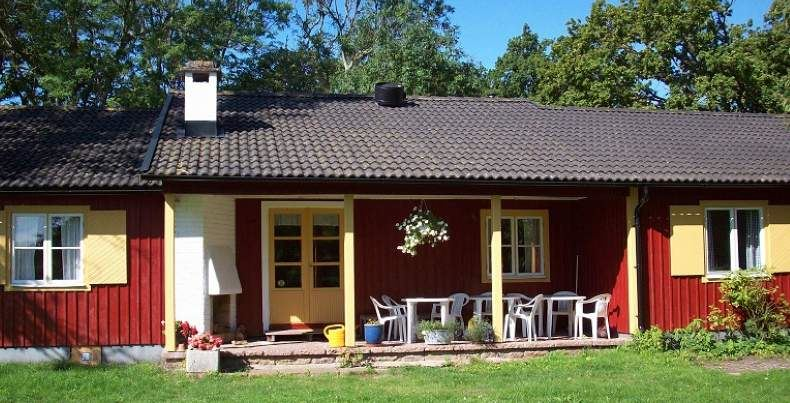 Hagaby/Lantgården, STF Gästehaus