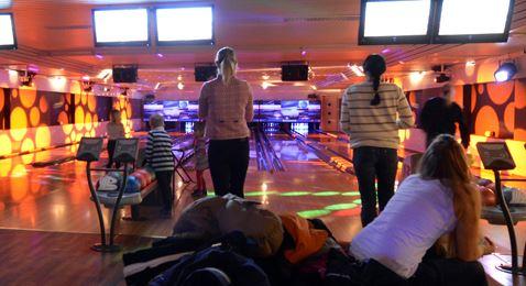 Idre Fjäll, Bowling