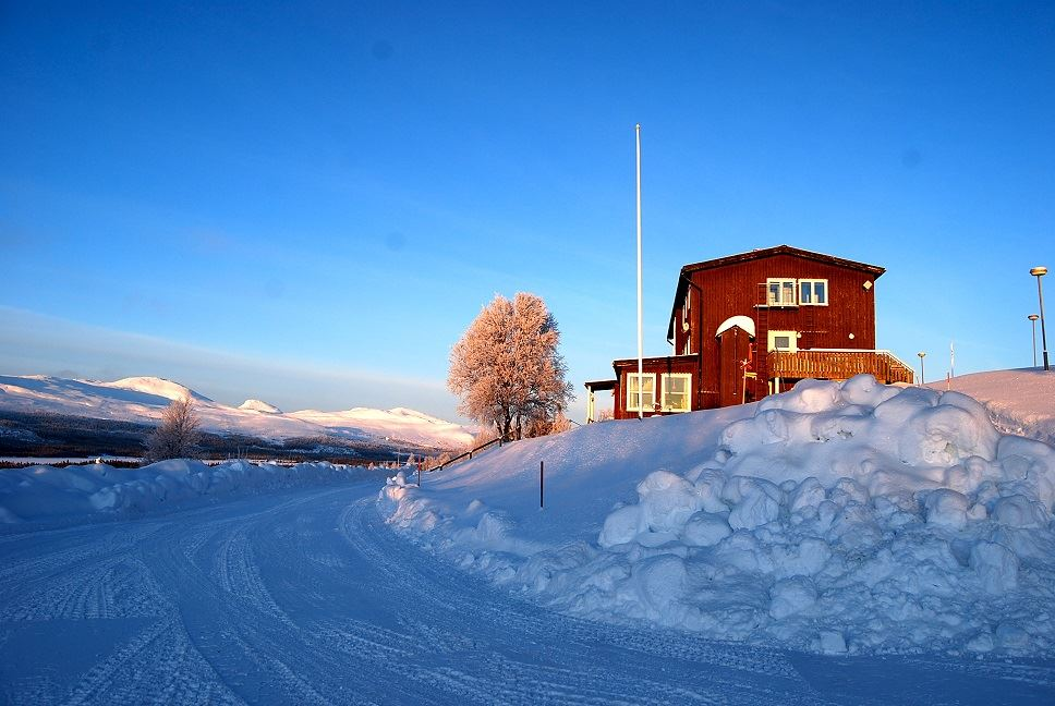Kolåsen, STF Mountain station