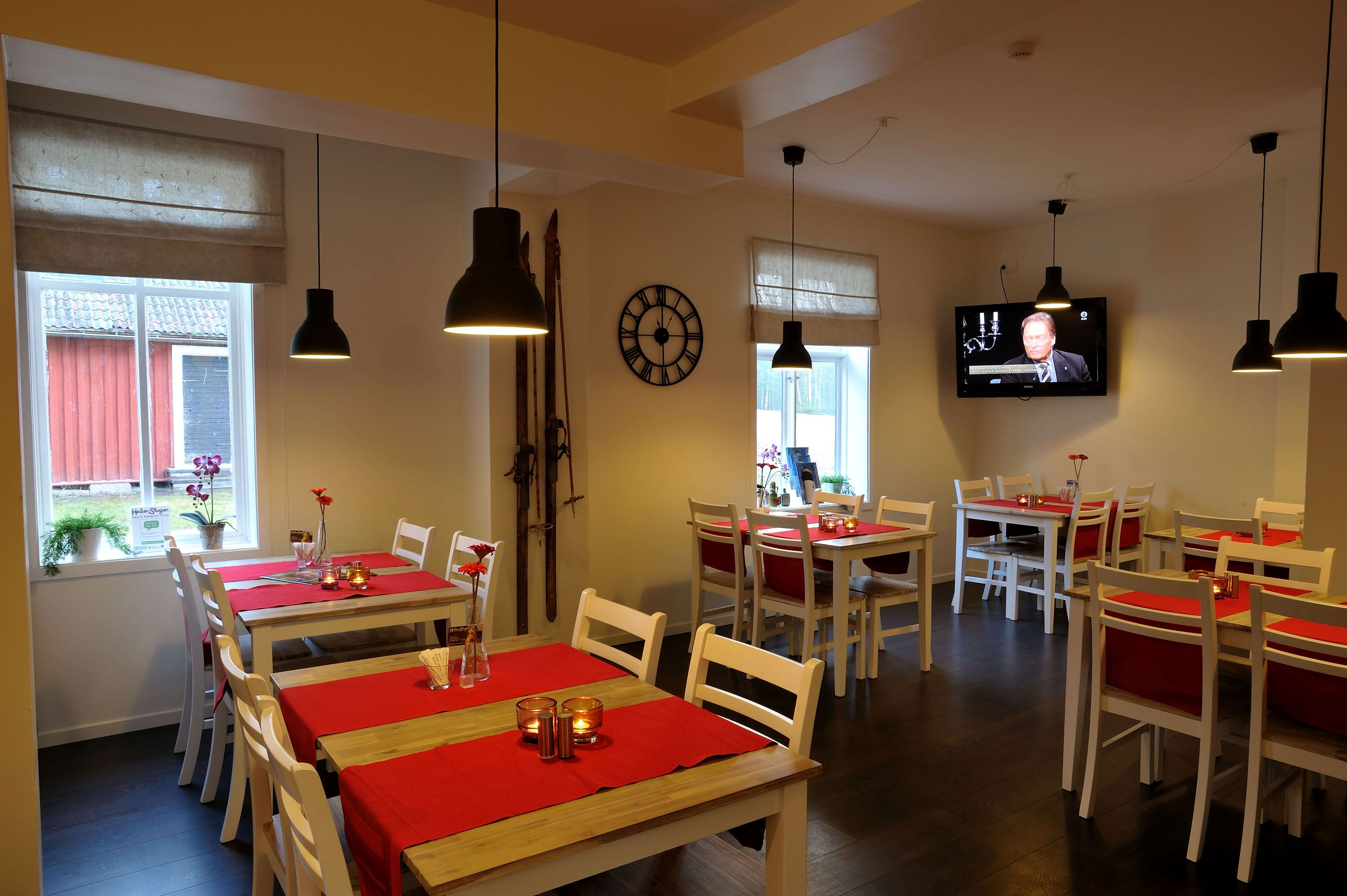 Hedenstugan Bed & Breakfast Hotell - konferens