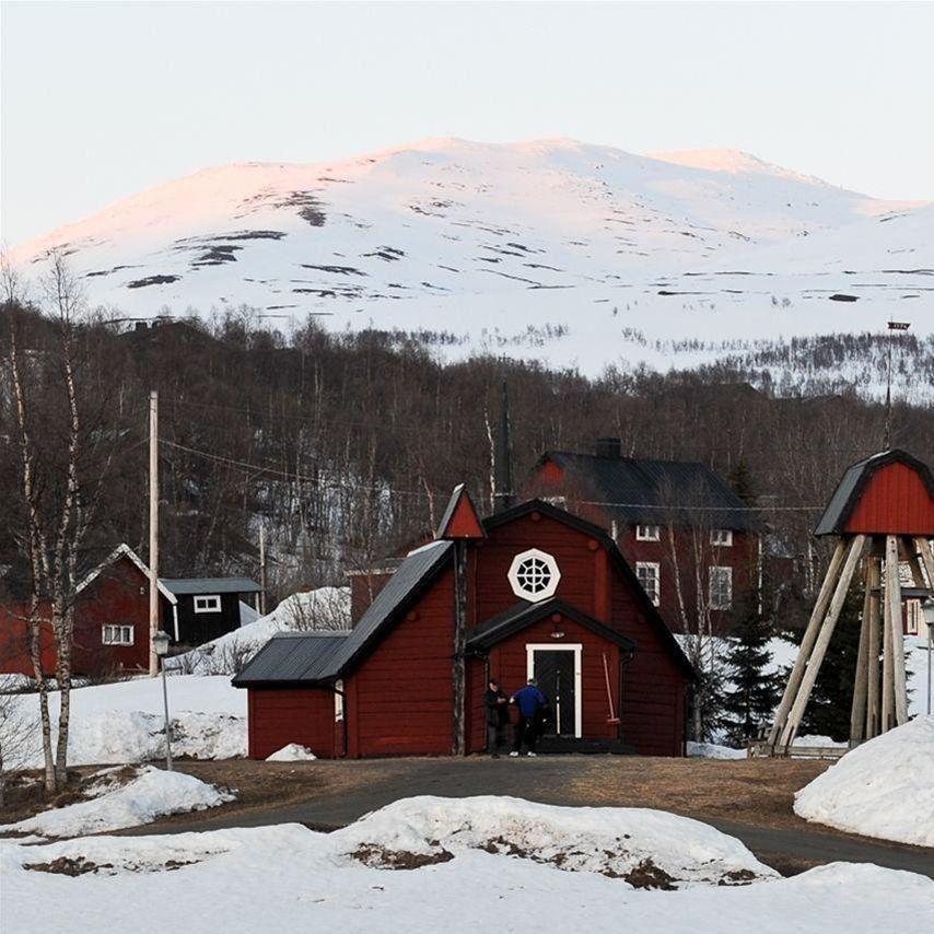 Marianne Lindgren,  © Hemavan Tärnaby PR-förening, Hemavankyrkan