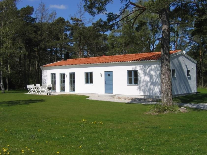 SGR2840 Gotland Farmer cottage Burs