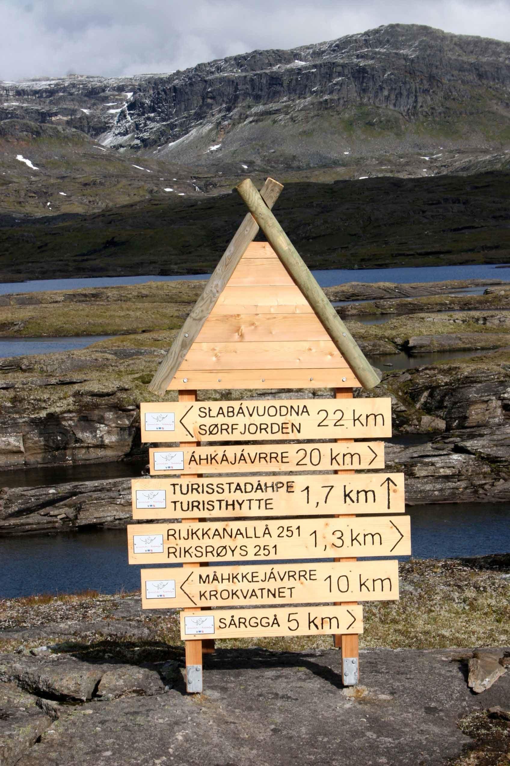 Grenseleden Kulturminneløype i Tysfjord