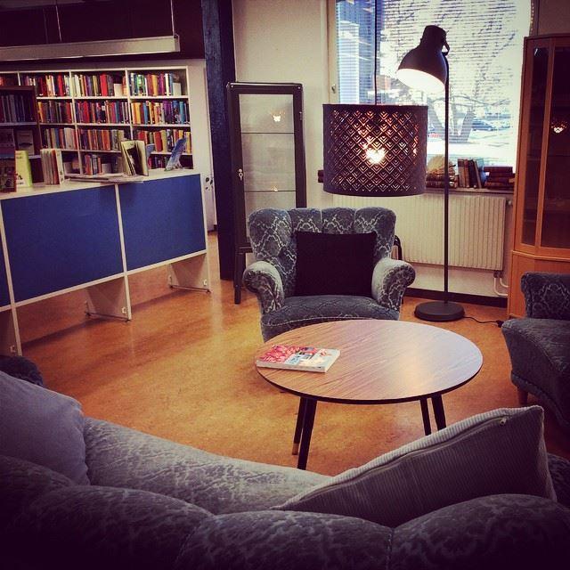 Stöde bibliotek
