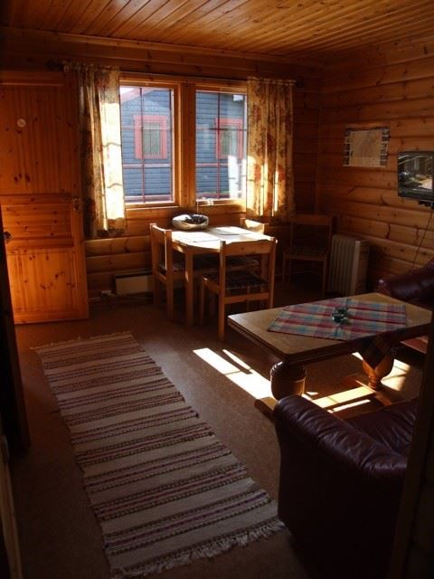 Korgen Camping,  © Korgen Camping, High standard cabin with two bedrooms