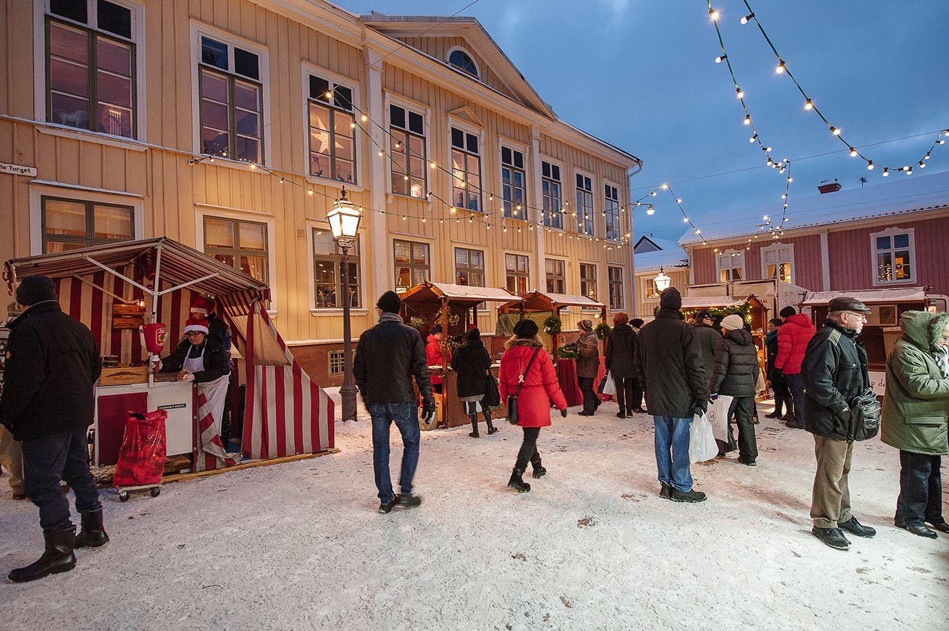Johan Lindqvist,  © Johan Lindqvist, Eksjö Christmas Market