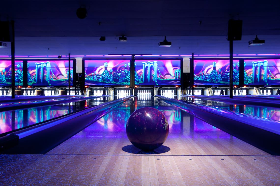 © Hörby Bowling, Hörby Bowling alley