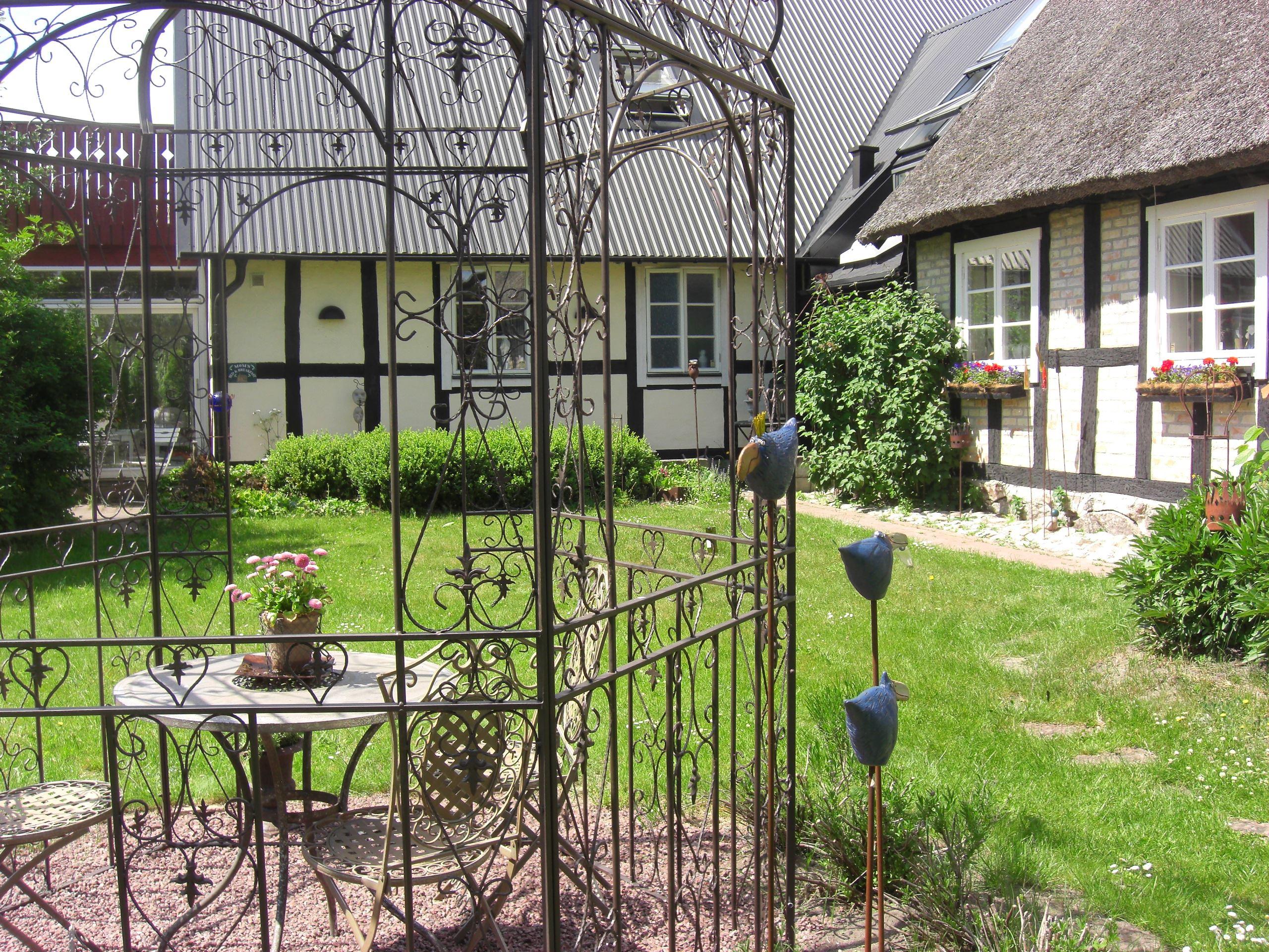 1700-talsgården Ängshyddan Gårdshotell