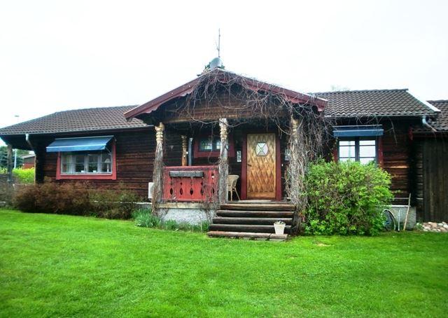 R325 Vikarbyn, 7 km N Rättvik