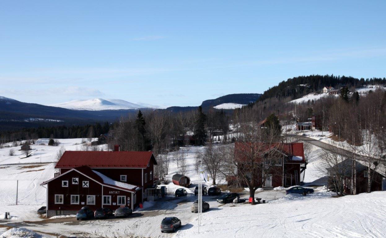 Tännäsgården STF Vandrarhem