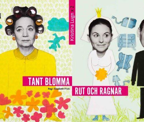 Tant Blomma/Rut och Ragnar - Borlänge