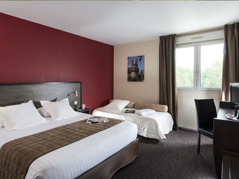 BEST WESTERN ESCURIAL TOURS SUD