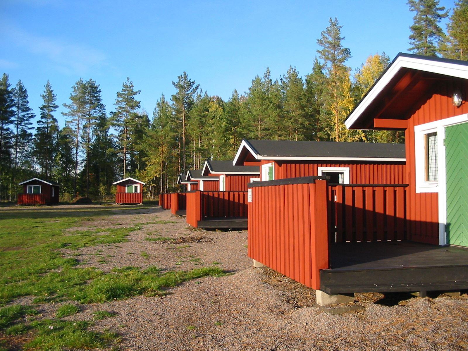 Malexanders Camping / Ferinenhäuser