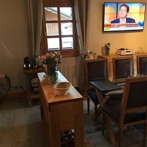 3 rooms 6 people ski-in ski-out / LES CHALETS DE LA JEAN BLANC L'HIVER VIENT (Mountain of Charm)