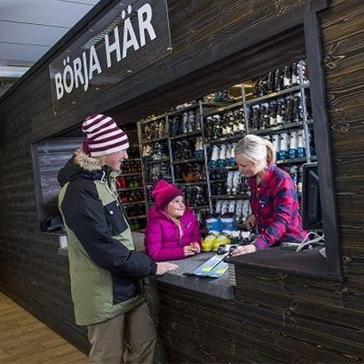 SkiStarshop i Sälen