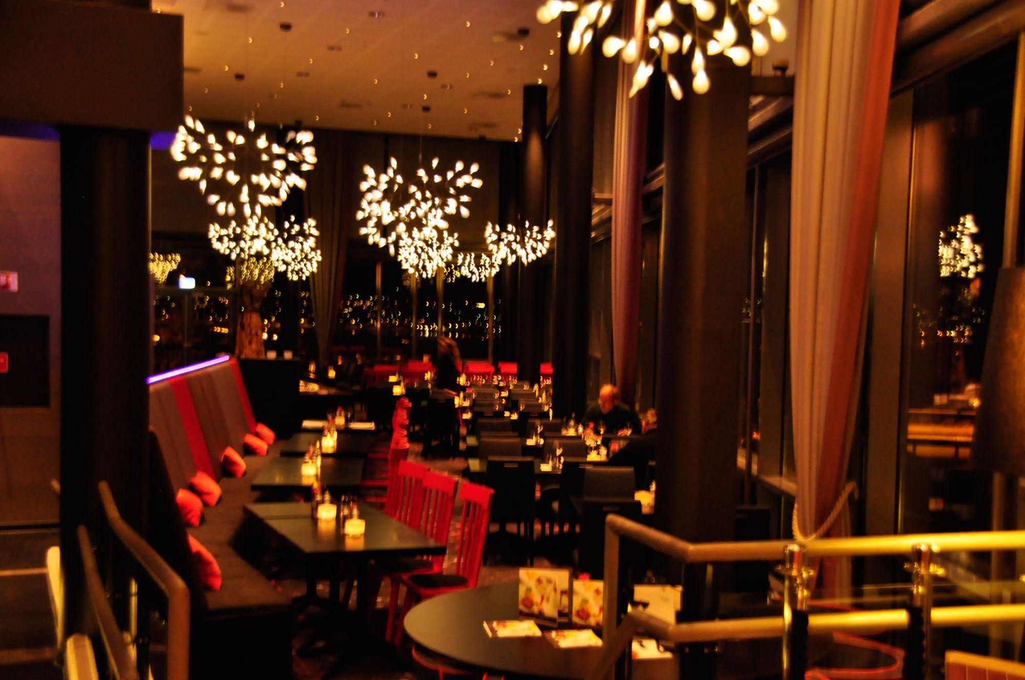 Scandic Narvik, Tind Restaurant på Scandic Narvik
