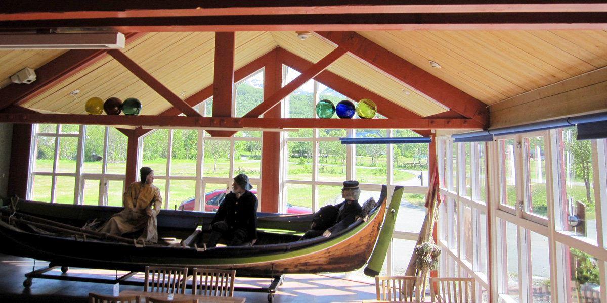 Nordnorsk Båtmuseum i Gratangen