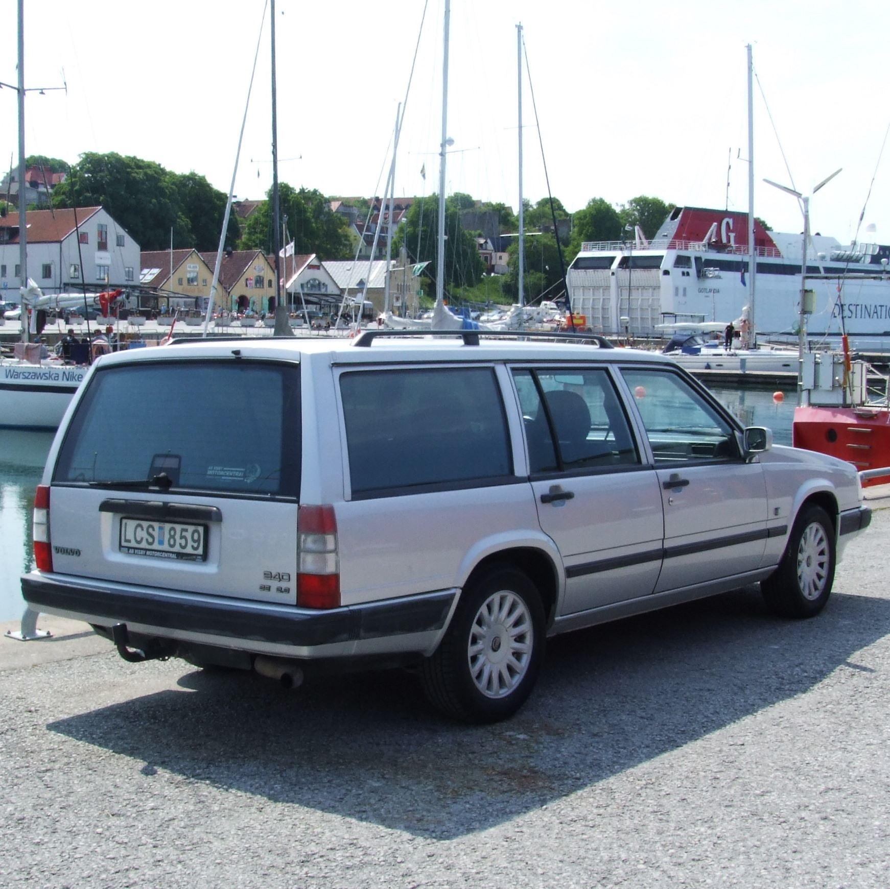 Volvo 940 automatic
