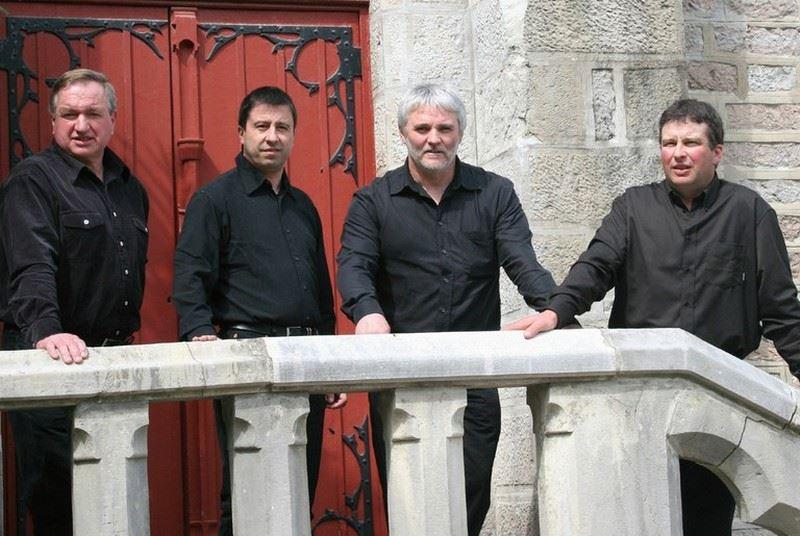 Musique à Abbadia - Concert avec le quatuor Jean Bordaxar le samedi 12 décembre à 20h30 au Château Abbadia à Hendaye