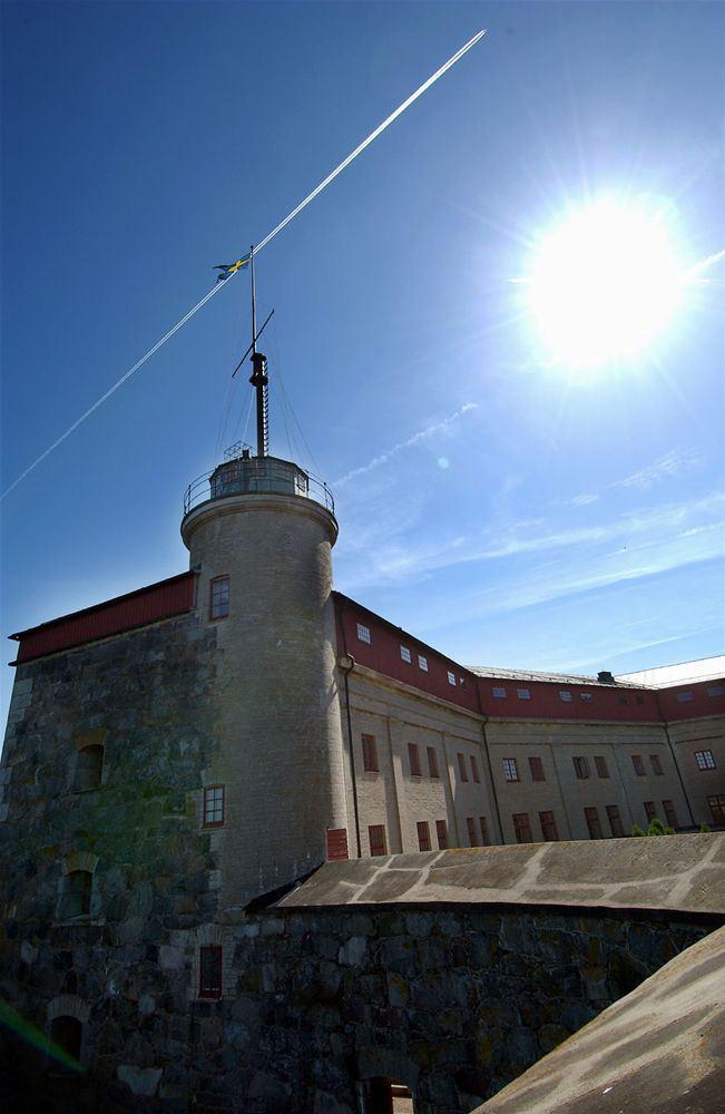 Guidad tur till Kungsholms Fort