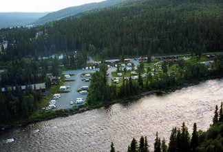 Tärnaby Camping