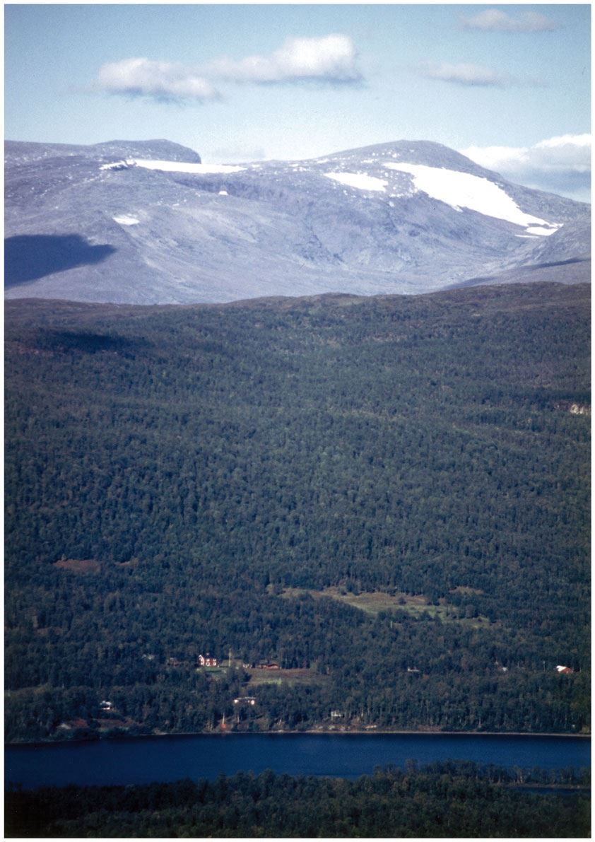 © Hemavan Tärnaby Pr-förening, Private cabin Joeström