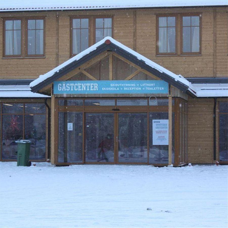 Kungsberget - Gästcenter - Järbo