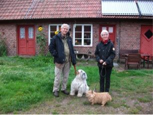 A slice of Swedish Hospitality- Suzanne and Folke