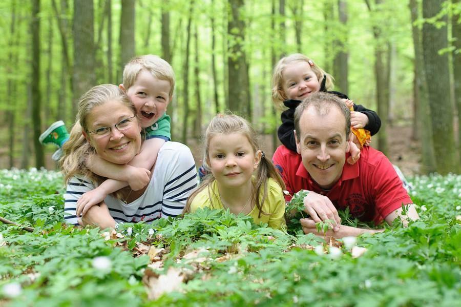 A slice of Swedish Hospitality- The Svedrin Family