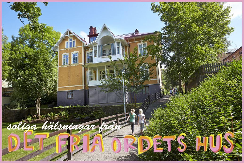 Astrid Lindgrens Näs c/o Det fria ordets hus