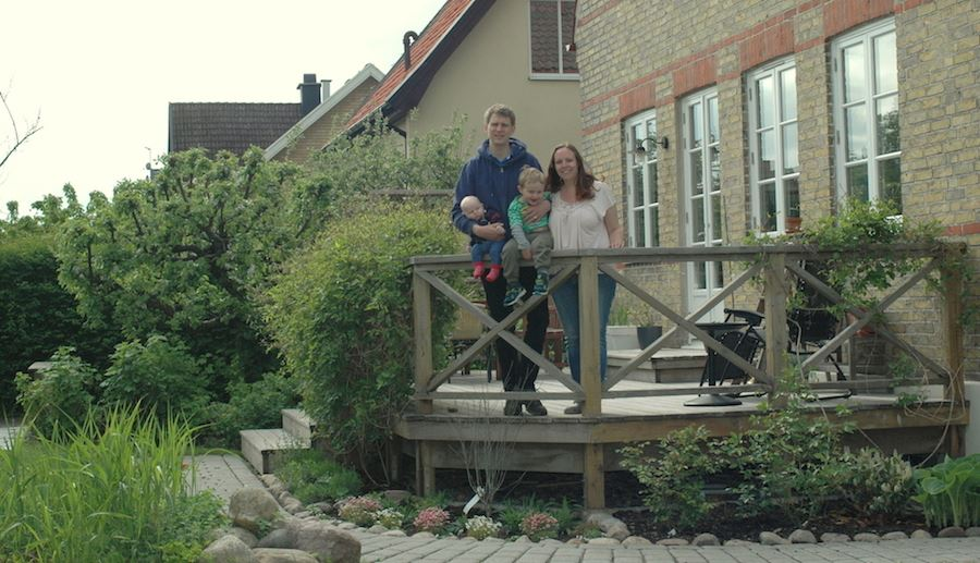 A slice of Swedish Hospitality- The Janson Thorfinn Family