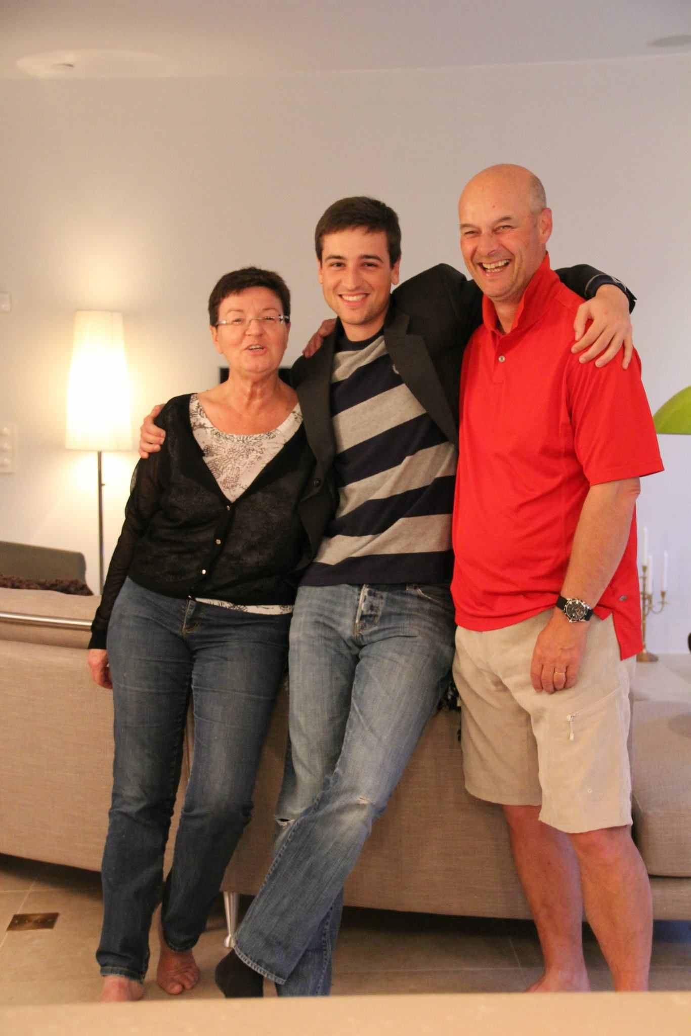 A slice of Swedish Hospitality- The Klinge Family
