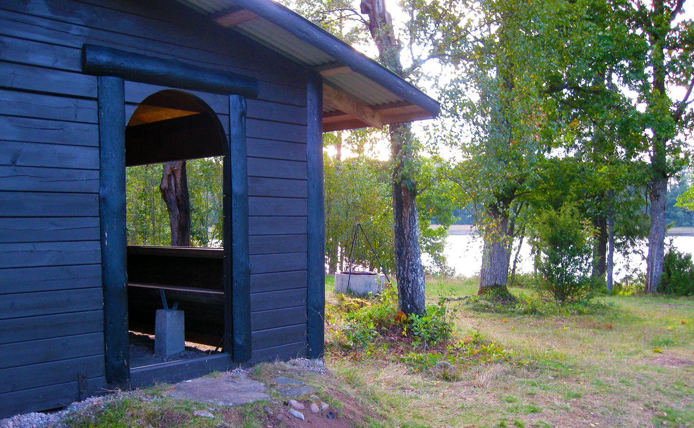 Hallsjö Vildmarkscamping