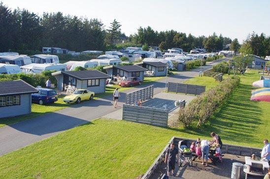 Tornby Strand Camping