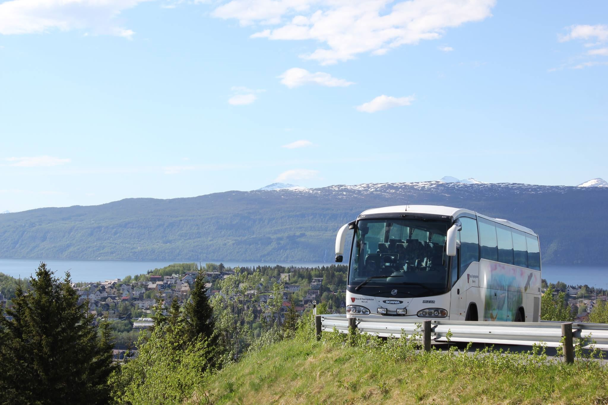 Busstransport AS, Busstransport AS i Narvik