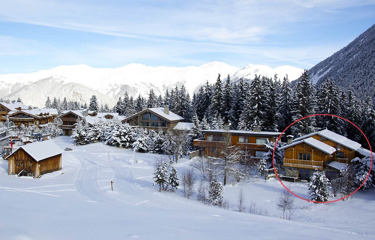 CHALET ARTEMISIA: Chalet for 10 people