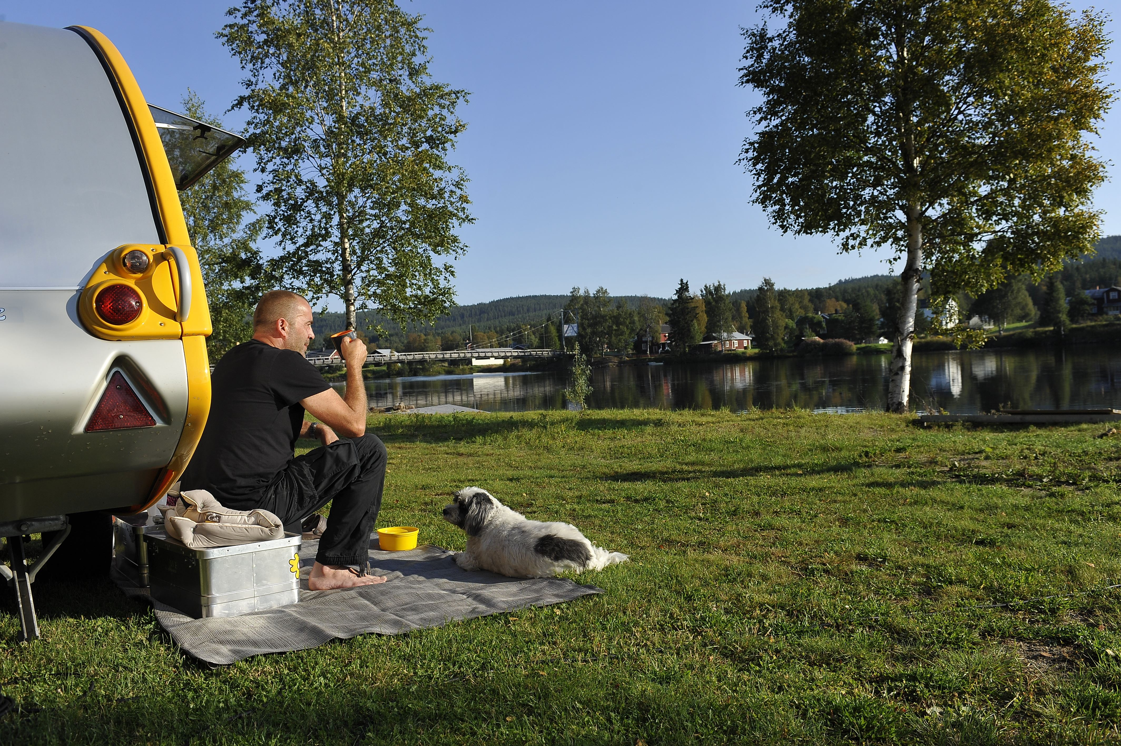 Granö Beckasin Lodge/Camping