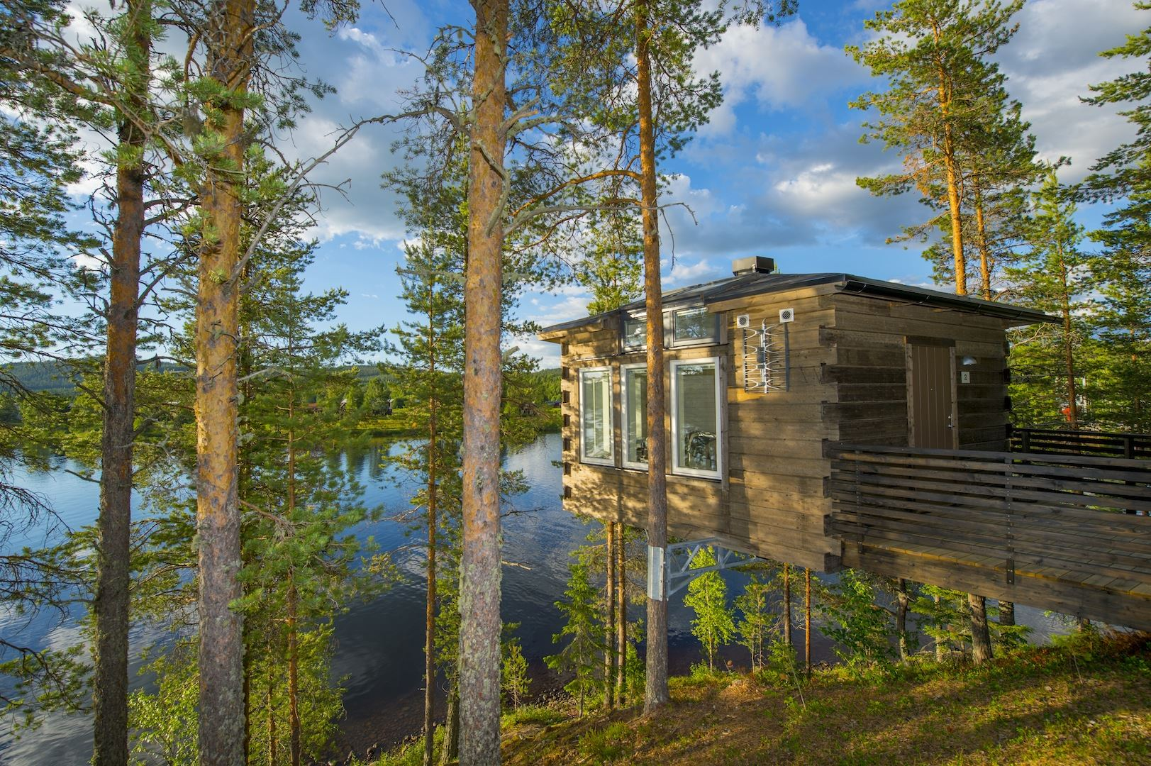 Granö Beckasin Lodge/Cottages