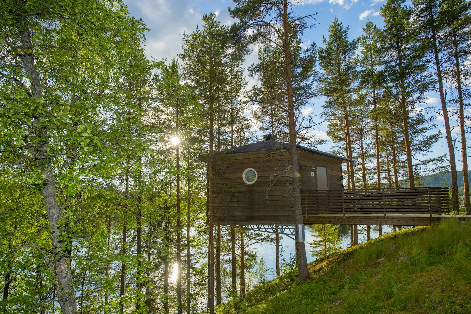 Granö Beckasin Lodge/Stugor