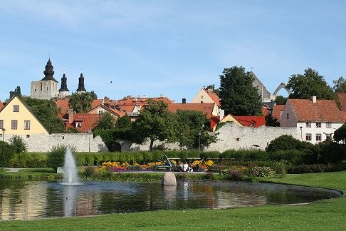 City Sightseeing in Visby