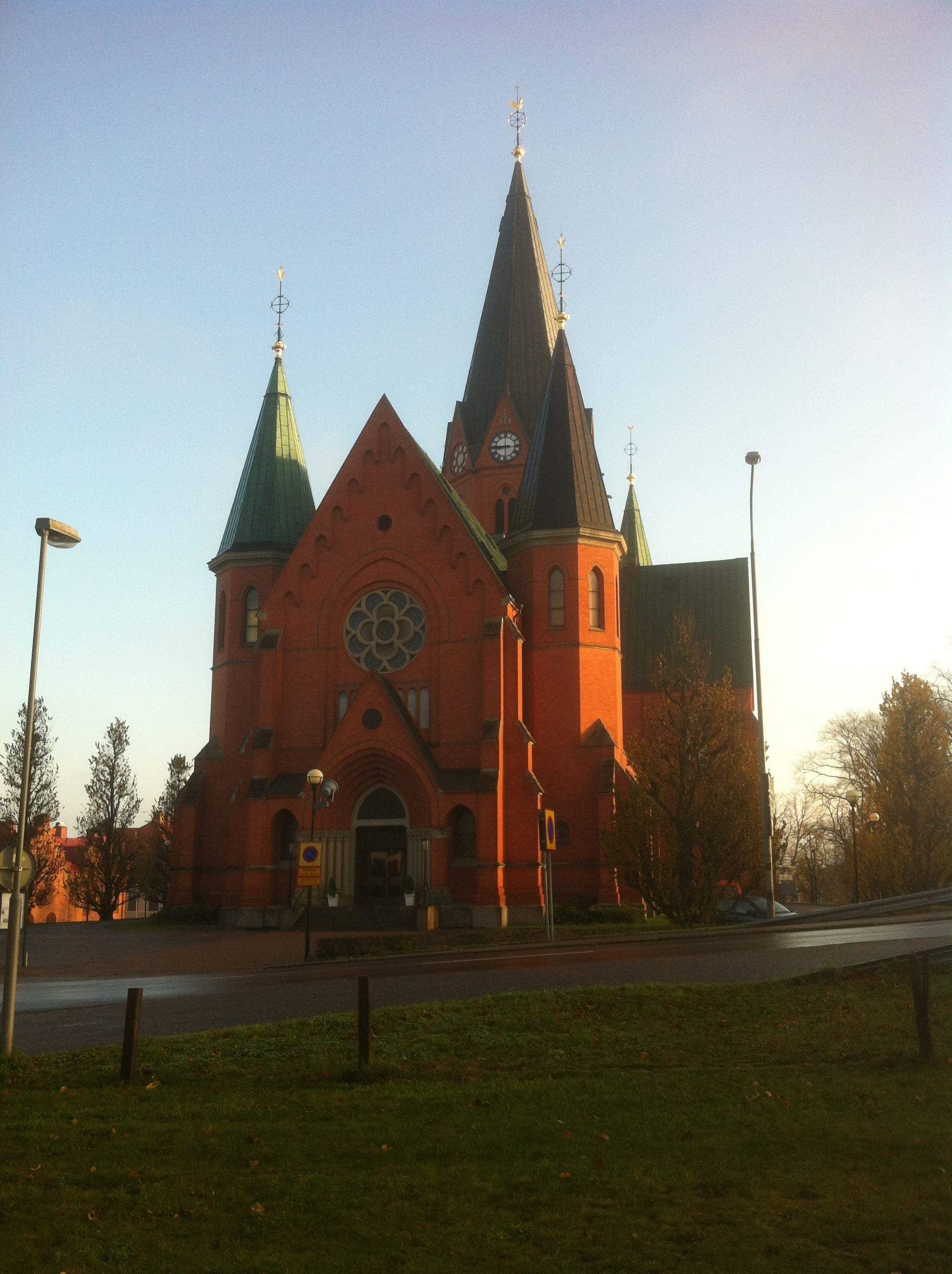 Lördagsmusik i S:t Petri kyrka