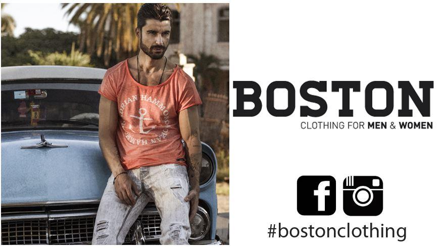 Boston Clothing - Vimmerbys tuffaste klädbutik