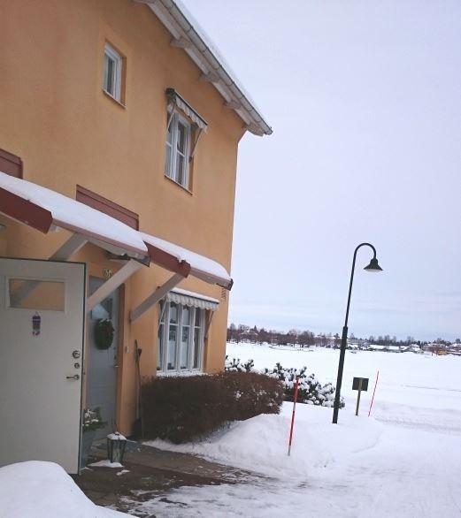 Vasaloppslogi M199 Stenuddsvägen, Mora