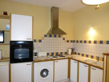 © @HPTE, GTBB-RODR - Appartement en rez de chaussée à Bagnères-de-Bigorre