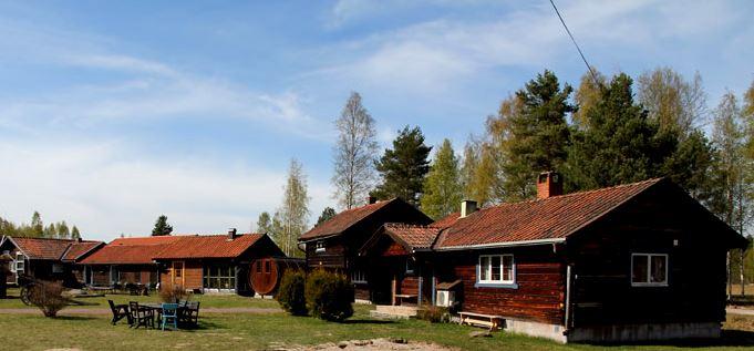 Åmåsängsgården Stugor