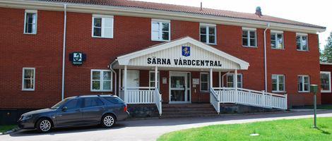 Särna Vårdcentral, Särna Vårdcentral