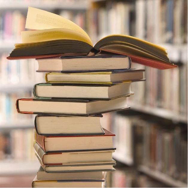 Extra långt bokhyllehäng för dig som är ledig från skolan