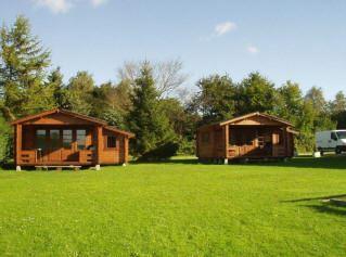 Falster Familiecamping hytte ferie