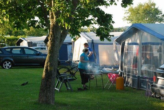 Hedebo Strand Camping